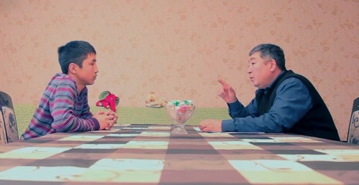Father teaches his son why he should vote. This PSA was produced by alumni of Democracy Camps supported by IFES.