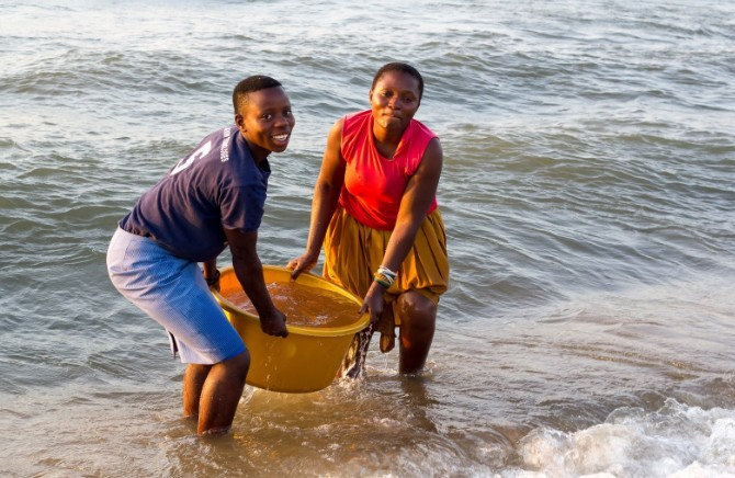 Water from Lake Malawi, the world's 3rd largest freshwater lake, is not adequately accessed and utilized by Malawians due to lack of effective water infrastructure.