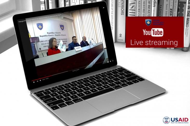 LAUNCH OF LIVESTREAMING AT KEY PROCUREMENT INSTITUTION   Our