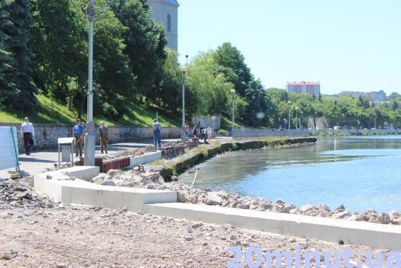 Decentralization reform have increased resource base for local infrastructure projects: lakeside promenade repair