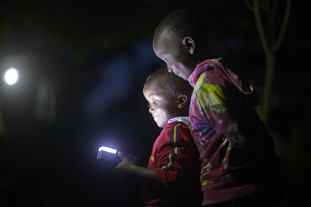 Power Africau0027s Beyond the Grid partners like Off-Grid Electric are lighting up Africa & Beyond the Grid | Power Africa | U.S. Agency for International ...