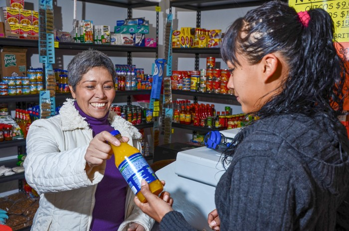 In Ciudad Juarez, USAID and FEMAP/SADEC partnered to help lower-income women open their own business.