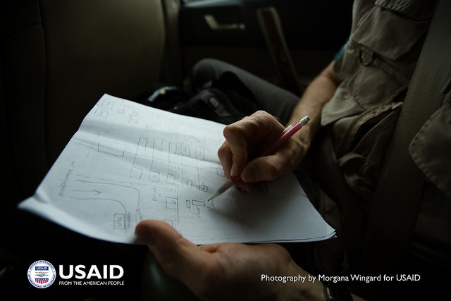 USAID powers the Ebola response in Liberia
