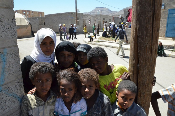 With three-quarters of Yemeni's population under the age of 25, the future of the youth is the future of Yemen. It is critical t