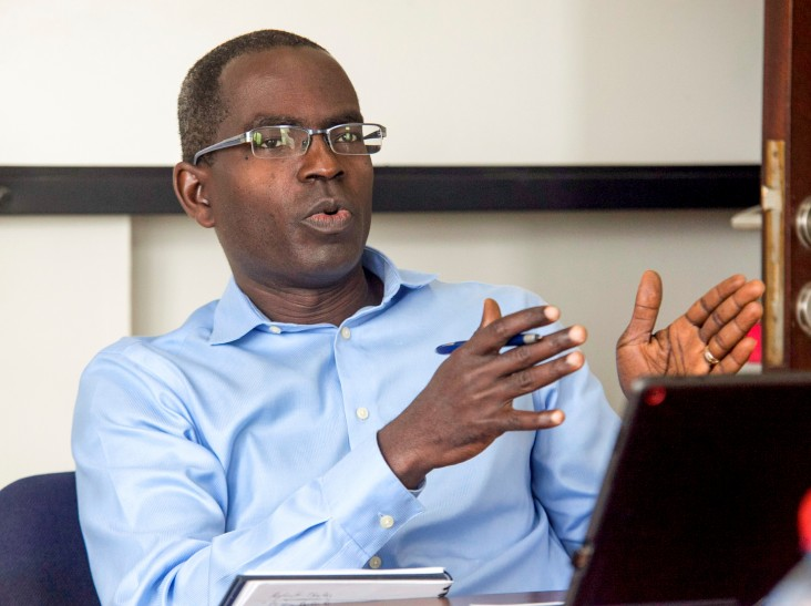 Patrick Awuah, founder and president of Ashesi University