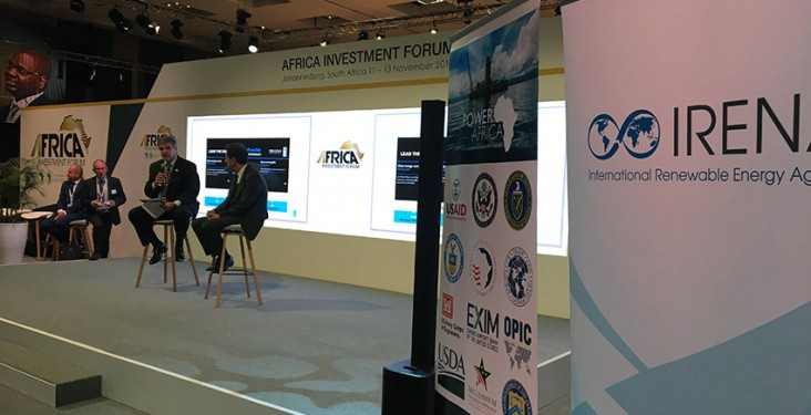 Power Africa at the Africa Investment Forum in 2019