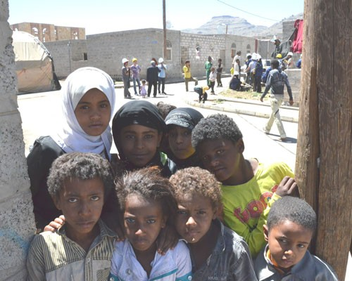 With three-quarters of Yemeni youth under age 25, their future is the future of Yemen. Government officials say it is critical t