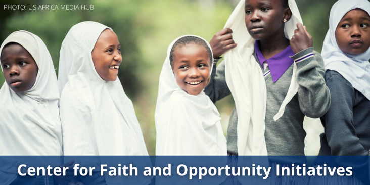 USAID's Center for Faith and Opportunity Initiatives (CFOI)