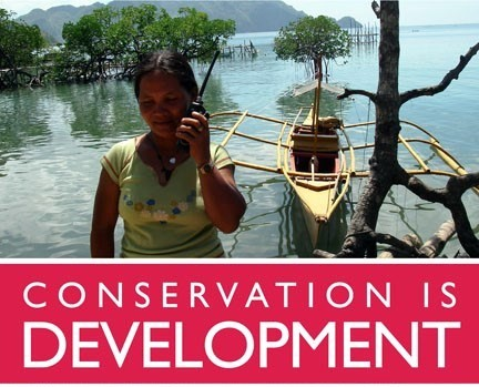 Follow this link to learn how conservation advances development