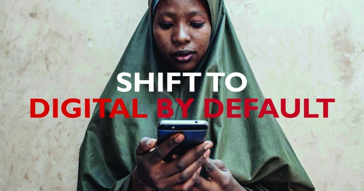 Shift to Digital by Default