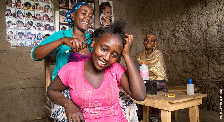 Gender Equality and Women's Empowerment | Ethiopia | U S
