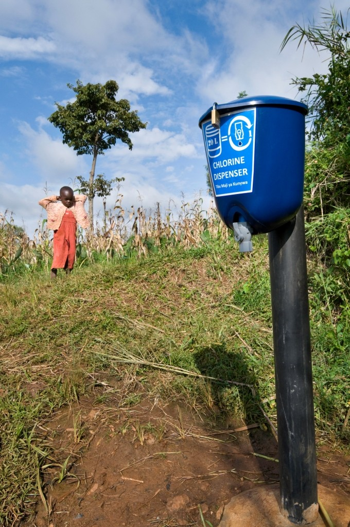Dispensers for Safe Water