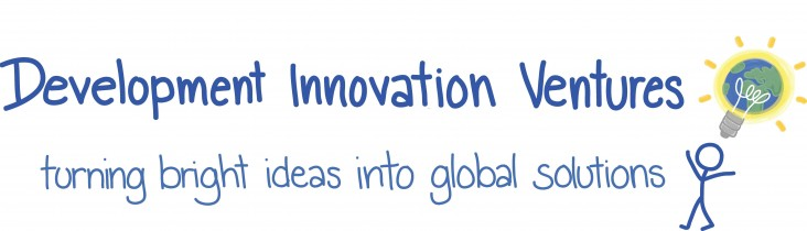 Development Innovation Ventures - Turning bright ideas into global solutions