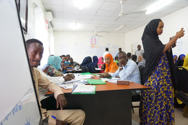 Workforce Development Project Djibouti