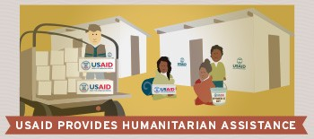 USAID provides humanitarian assistance