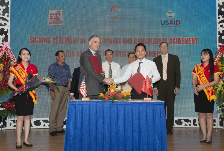 USAID aims to help private companies finance, create and build renewable energy projects.