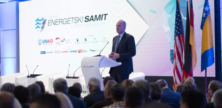 4th annual Energy Summit of Bosnia and Herzegovina, April 2018