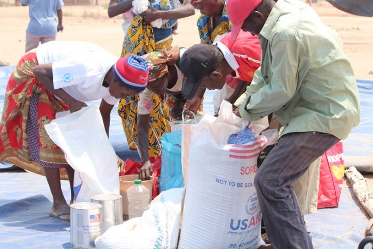 USAID responds to the Drought in Zimbabwe