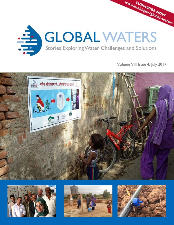 Global Waters – July 2017 cover