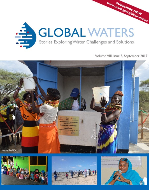 Global Waters – September 2017