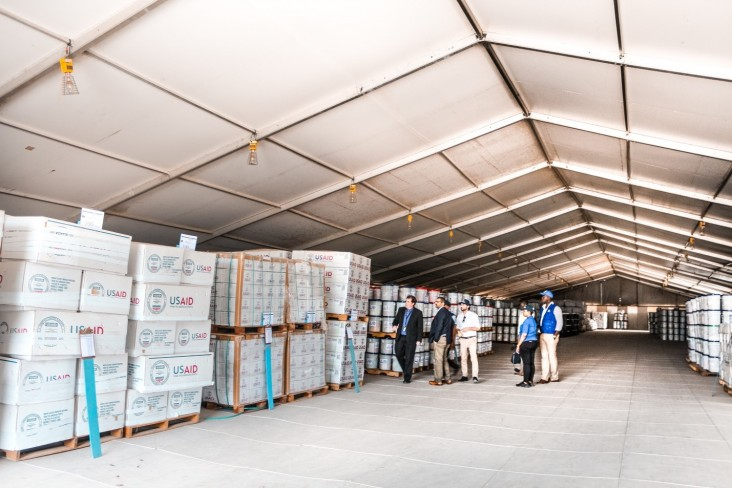 Haiti Relief Supplies