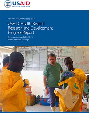 USAID Health-Related Research and Development Progress Report to Congress 2015