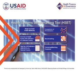 Health Systems Benchmarking Tool cover