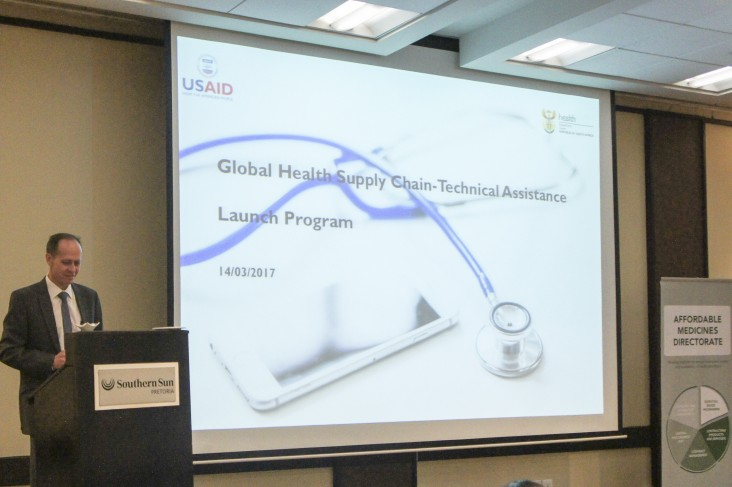 USAID at Global Health Supply Chain