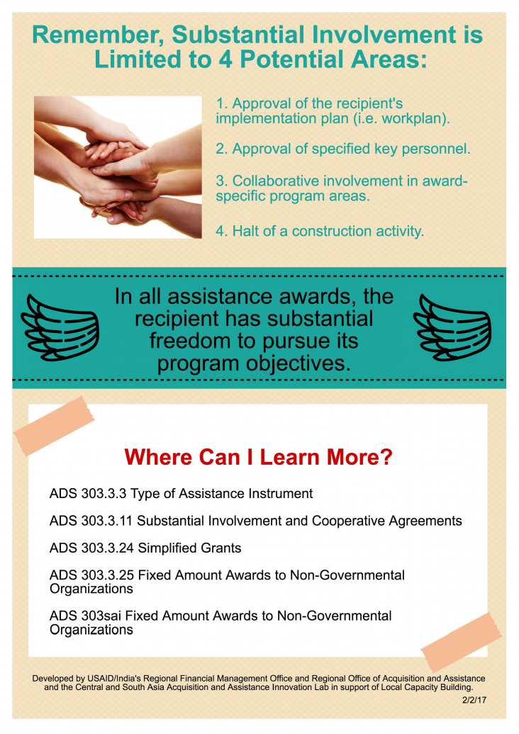 Infographic: Types of Assistance Instruments - Page 3