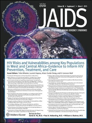 Cover of JAIDS