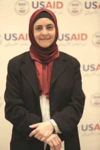 Rana Dajani is an associate professor at the Hasehmite University in Jordan.