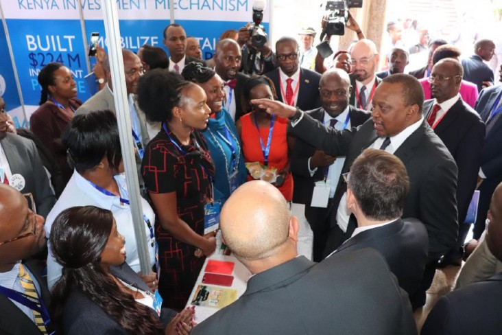 230 Companies and 680 Delegates from nine countries in East Africa and the U.S. Gathered for the Second Annual American Chamber of Commerce (AmCham) Business Summit in Nairobi.