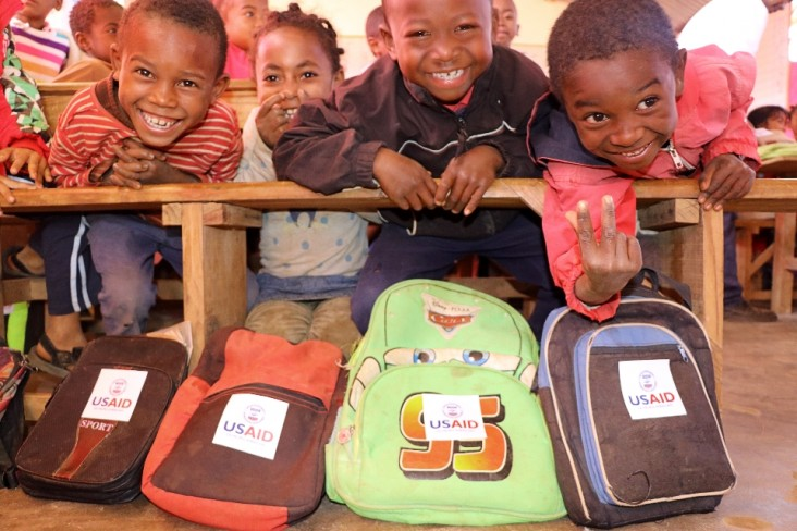 Malagasy children deserve the best possible start on their education, and knowing how to read and write is an essential skill.