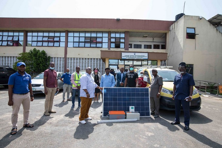 Nigeria Solar Home System Donations