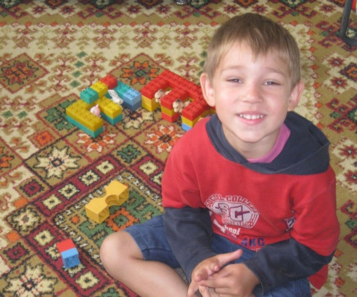 USAID Helps Wounded Children Find a Healing Family