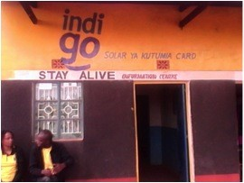 Branded shop at Tawa Makueni.