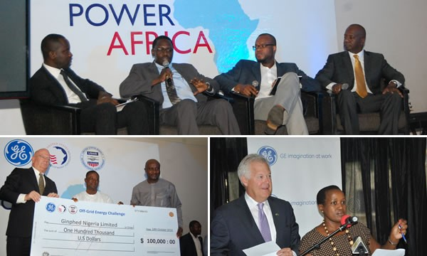 "In the second round of the US African Development Foundation/USAID/General Electric ""Off Grid Challenge,"" 22 new winners gained"