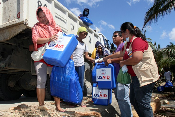Humanitarian Assistance Philippines U S Agency For