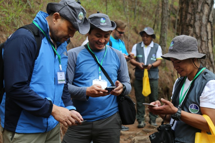 Designed by USAID in collaboration with the Department of Environment and Natural Resources (DENR), B+WISER improves natural resource management and reduces risks from disasters.