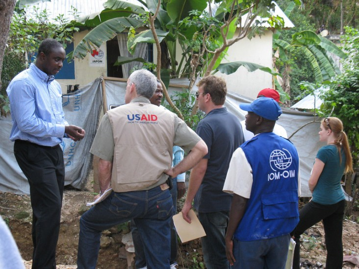 Coordination with partners and information management are essential to a rapid and effective humanitarian response.