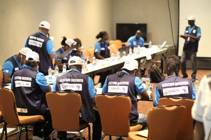 Peace and Governance Observers in Sierra Leone
