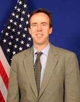 Peter Natiello, USAID/Afghanistan Mission Director