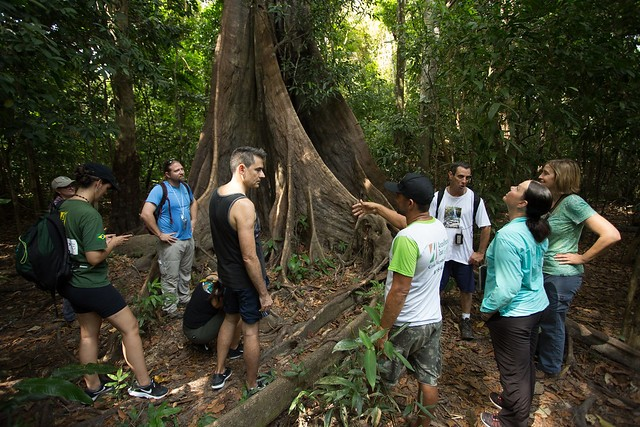 USAID/Brazil supports the sustainable public use of protected areas, such as the Anavilhanas National Park through our partnership with the U.S Forest Service.