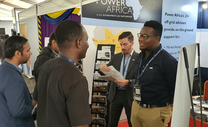 Power Africa Events Banner