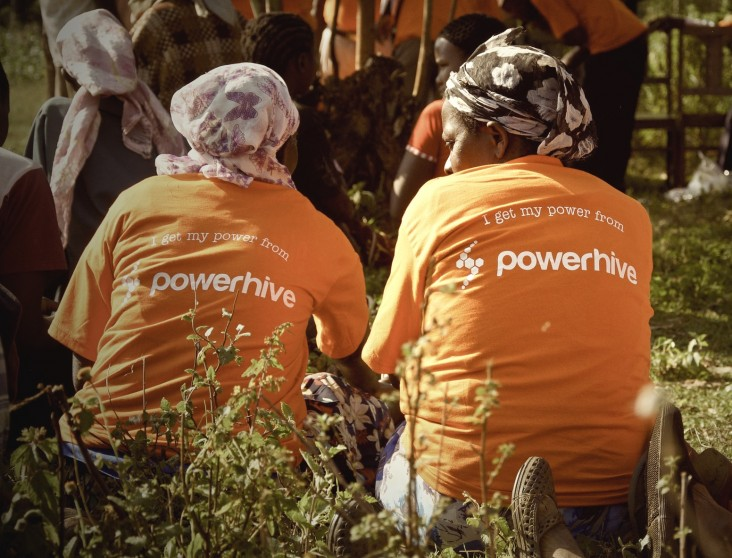 Powerhive customers are proud to have electricity and live in a modern world.