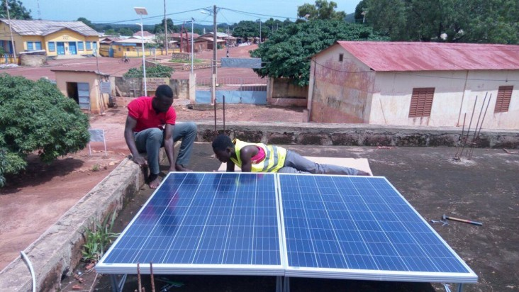 Shinbone Labs is bringing solar energy systems to Benin and Ghana.
