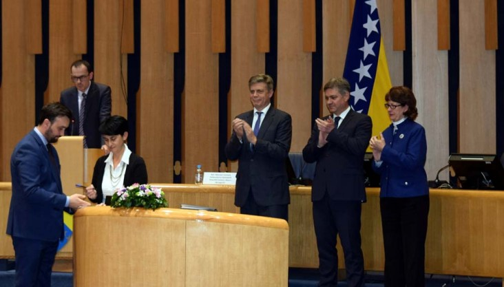 Agreement with Government Opens Decision-Making Processes to Bosnian Citizens