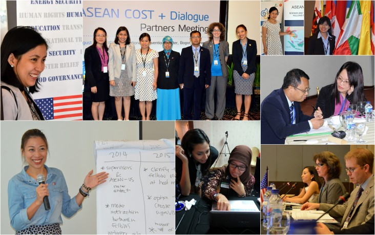 Photos of the ASEAN-U.S. Science and Technology Fellows