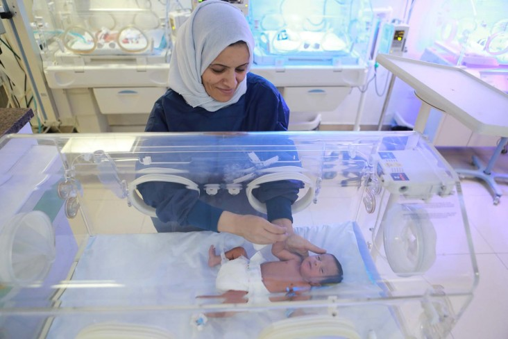 Support to Ministry of Health facilities increases access to health services for Jordanians and Syrians alike.