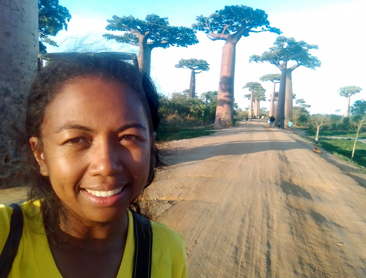 Dr. Andriantsaralaza is the latest Malagasy scientist selected to receive a grant from the USAID PEER program.